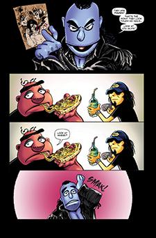 Comic Books and Graphic Novels - Celestial Fury Publishing